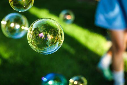bond bubble